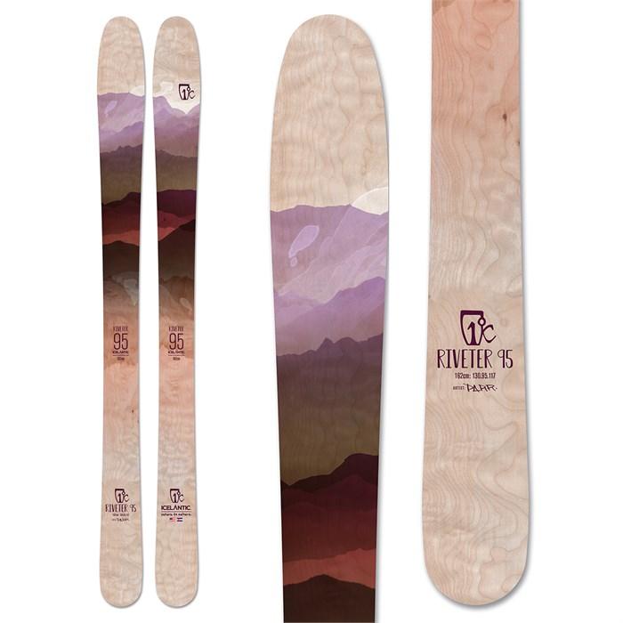 Icelantic - Riveter 95 Skis - Women's 2020
