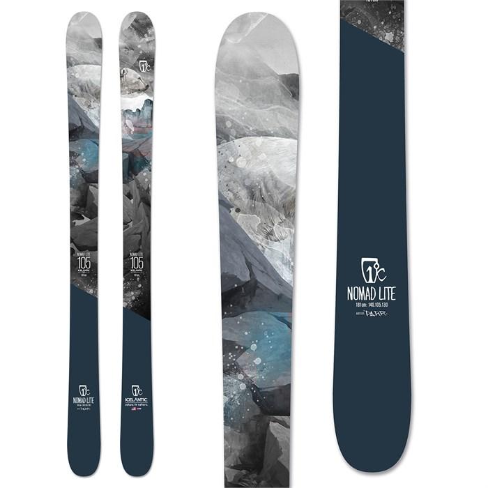 Icelantic - Nomad Lite Skis 2020