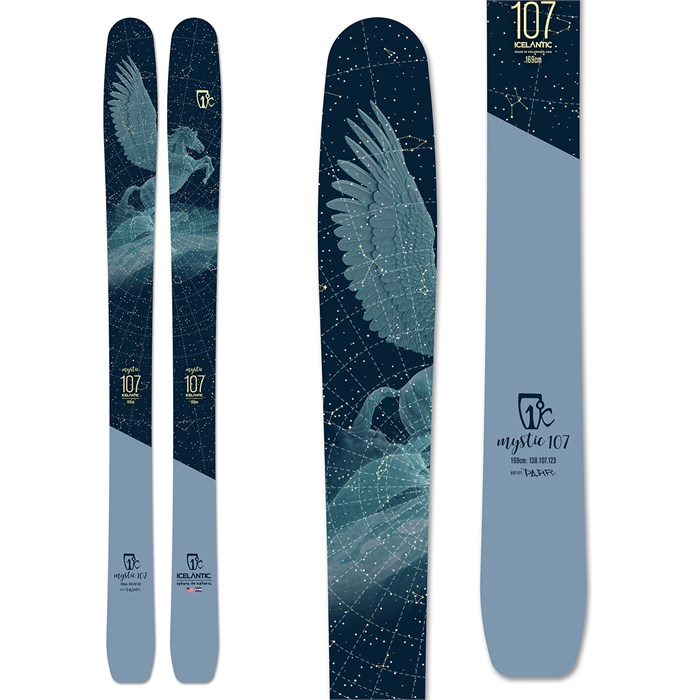 Icelantic - Mystic 107 Skis - Women's 2020
