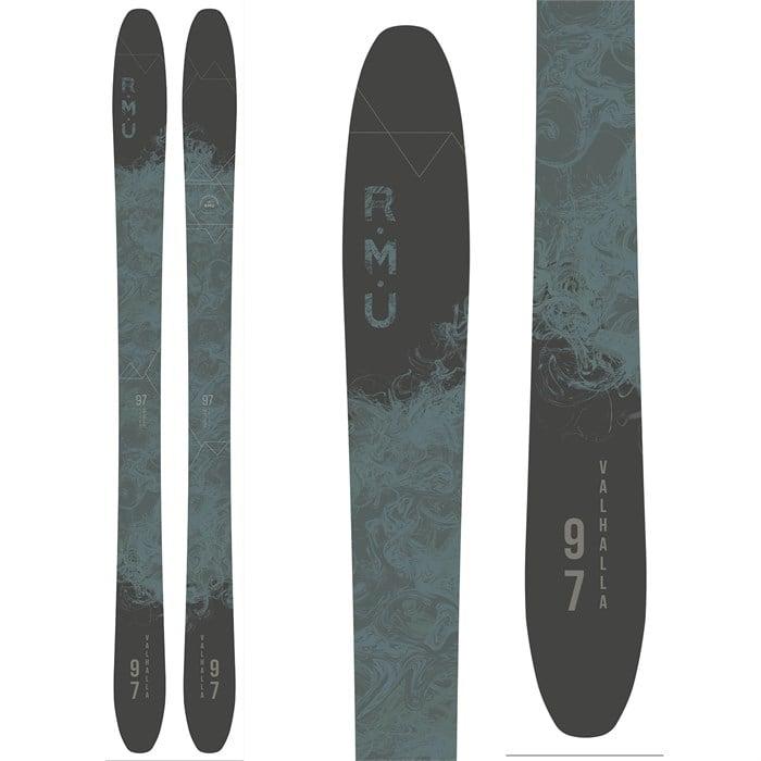 RMU - Valhalla 97 Skis - Women's 2020