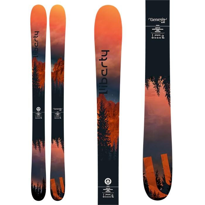 Liberty - Genesis 106 Skis - Women's 2020