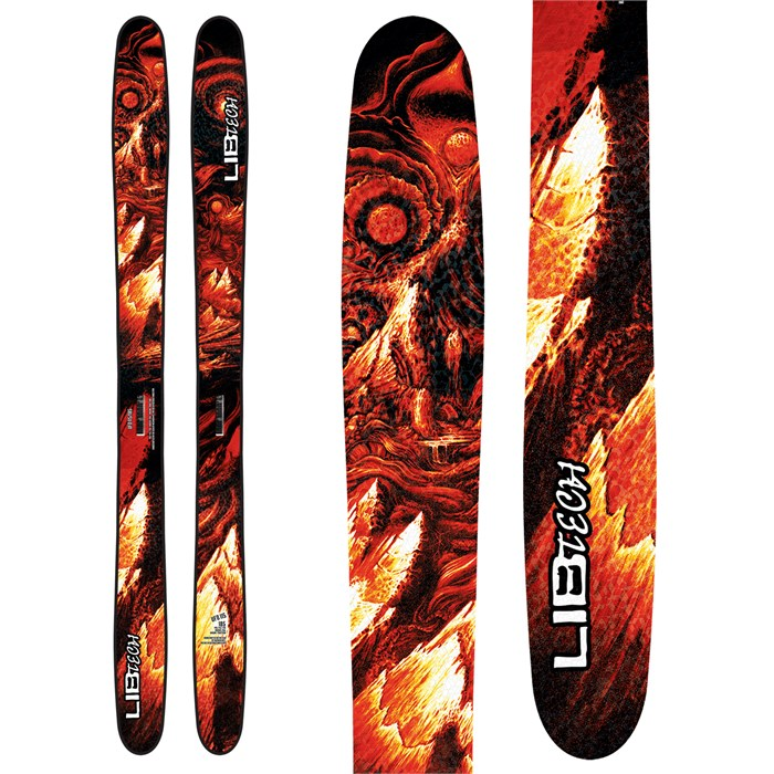 Lib Tech - UFO 115 Skis 2020