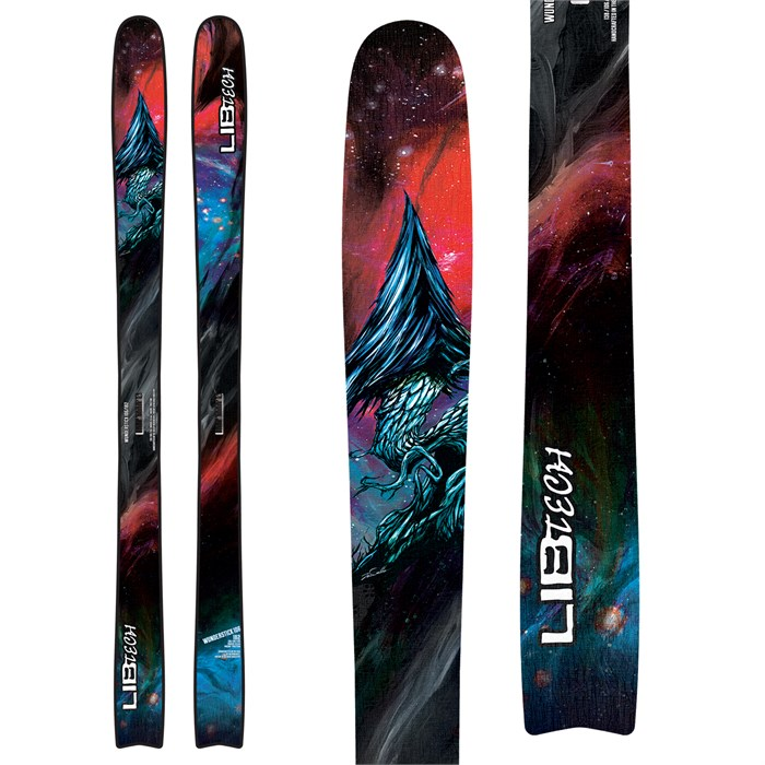 Lib Tech - Wunderstick 106 Skis 2020