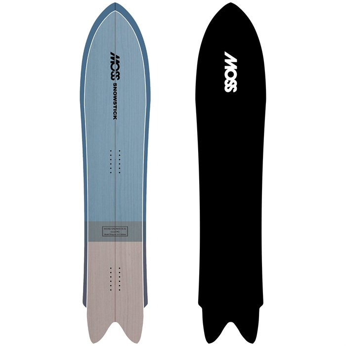 Moss Snowstick - Wing Swallow 57 Snowboard 2020