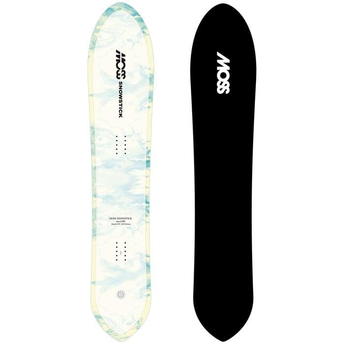 Moss Snowstick - 52 Pintail Snowboard 2020