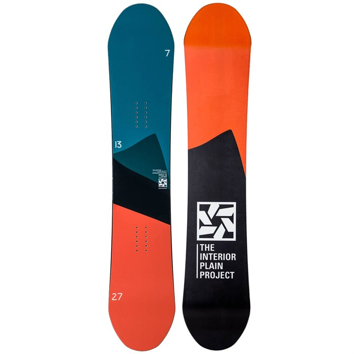 The Interior Plain Project - Honalee Snowboard 2020