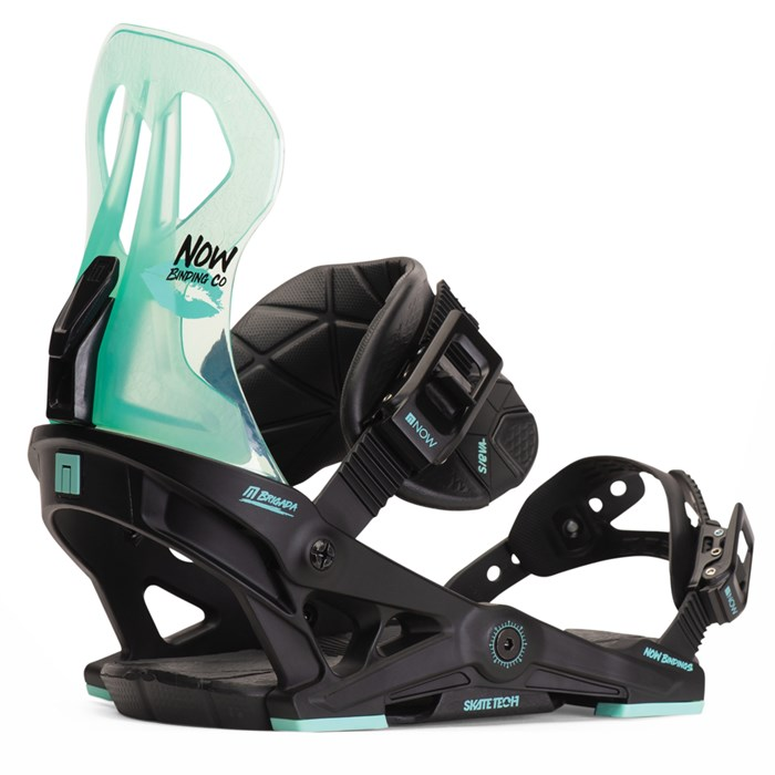 Now - Brigada Snowboard Bindings - Women's 2020