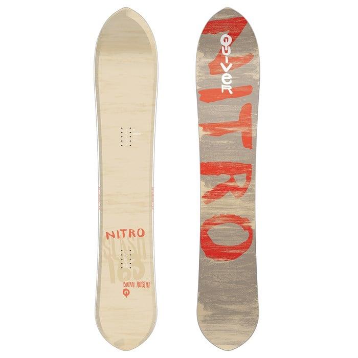 Nitro - The Quiver Slash Snowboard 2020