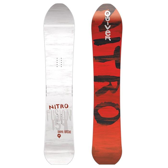 Nitro - The Quiver Fusion Snowboard 2020