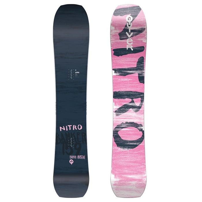 Nitro - The Quiver Banker Snowboard 2020