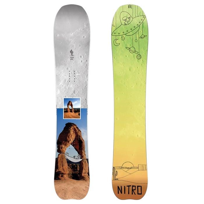 Nitro - Mountain x Griff Snowboard 2020