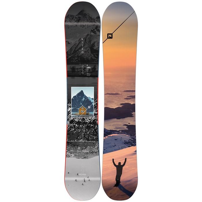 Nitro - Team Exposure Gullwing Snowboard 2020