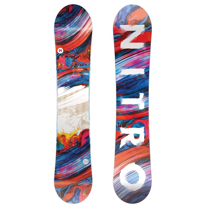 Nitro - Lectra Snowboard - Women's 2020