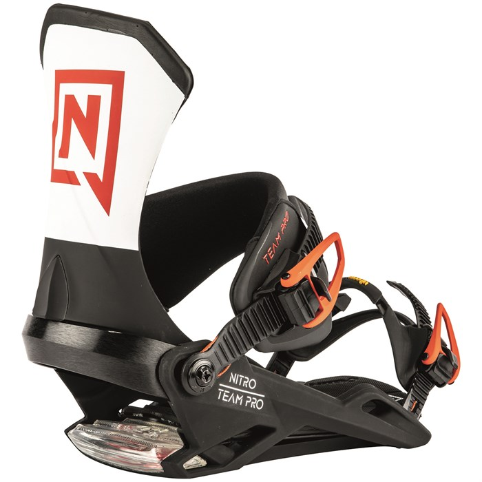 Nitro - Team Pro Snowboard Bindings 2020