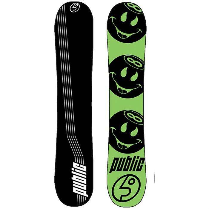 Public Snowboards - General Snowboard 2020