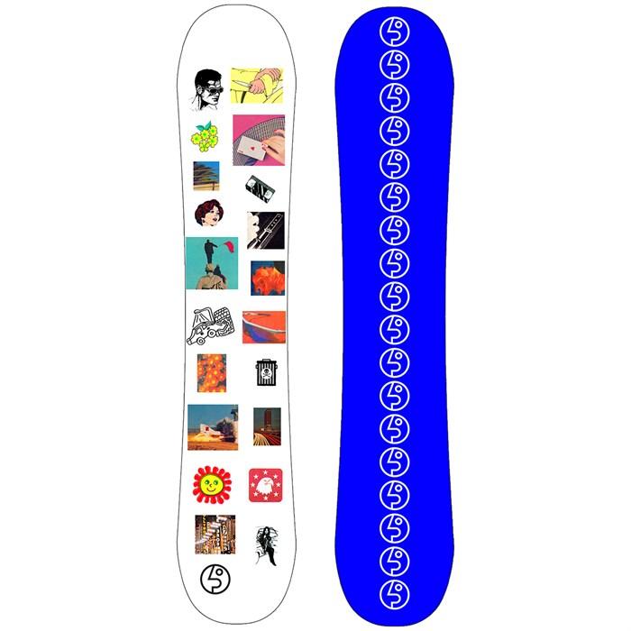Public Snowboards - Dispute Snowboard 2020