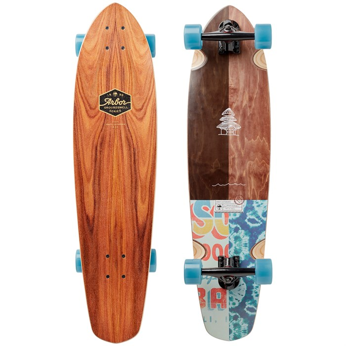 Arbor - Mission Groundswell Longboard Complete