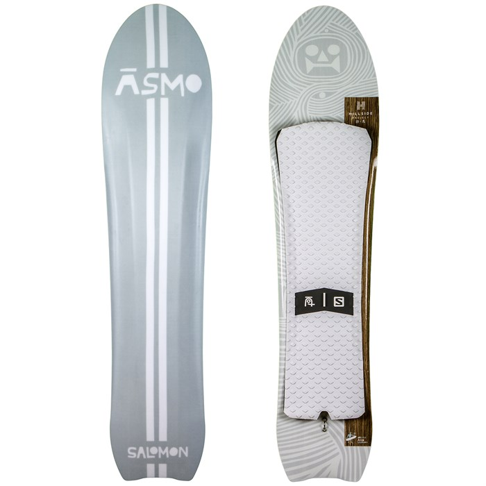 Aesmo - x Salomon Hillside Pow Surfer 2020
