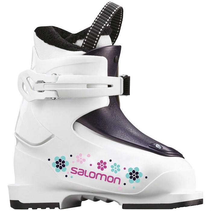 Salomon - T1 Girly Ski Boots - Little Girls' 2020