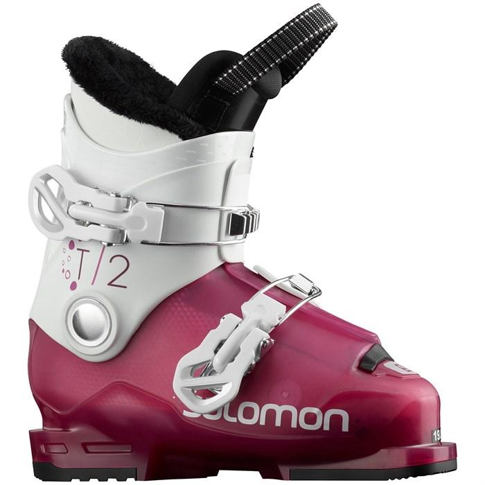 Salomon - T2 RT Girly Ski Boots - Little Girls' 2020