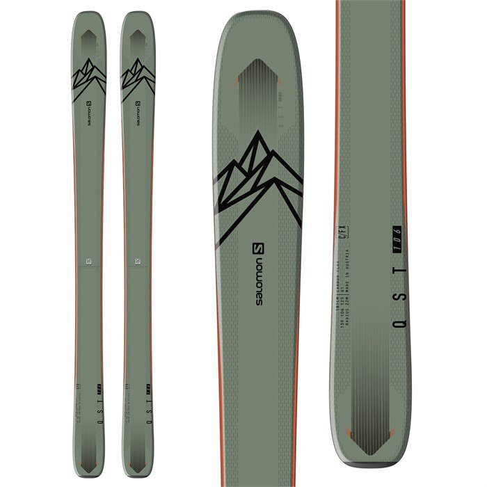 Salomon - QST 106 Skis 2020