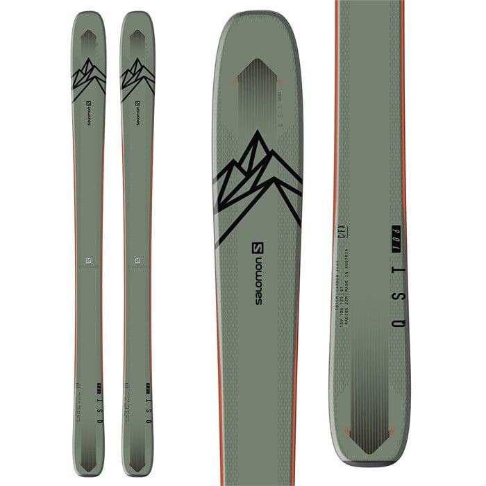 Salomon - QST 106 Skis 2021