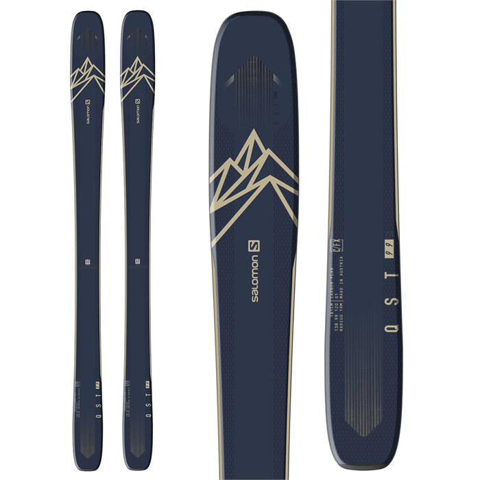 Salomon - QST 99 Skis 2020