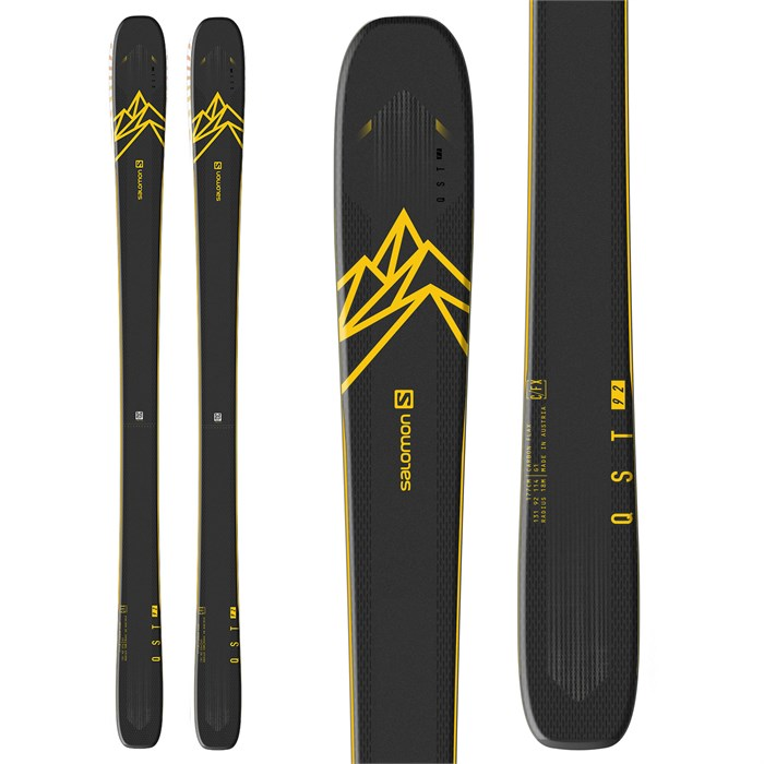 Salomon - QST 92 Skis 2020