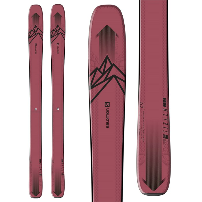 Salomon - QST Stella 106 Skis - Women's 2020