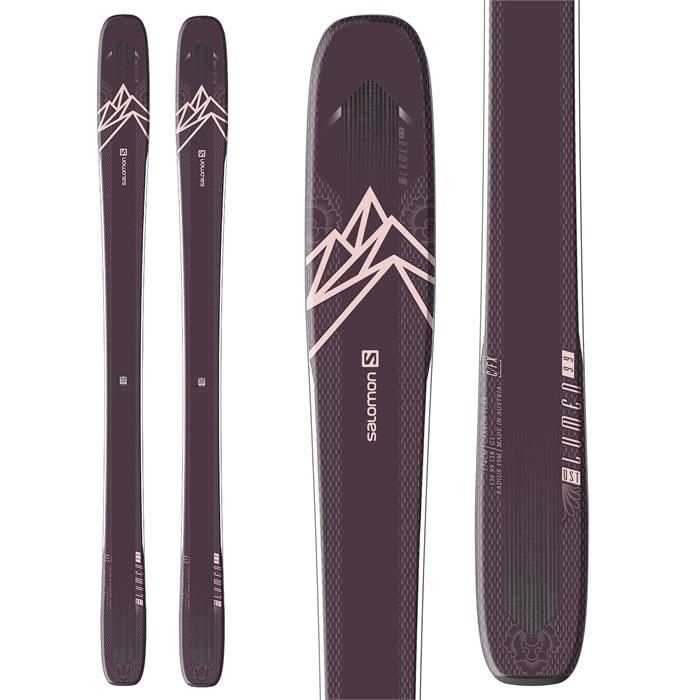 Salomon - QST Lumen 99 Skis - Women's 2021 - Used