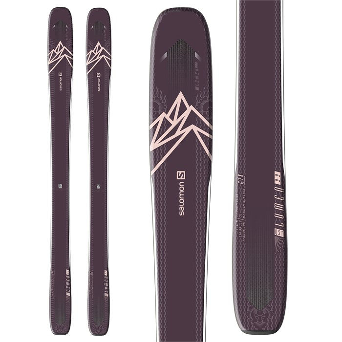 Salomon - QST Lumen 99 Skis - Women's 2021