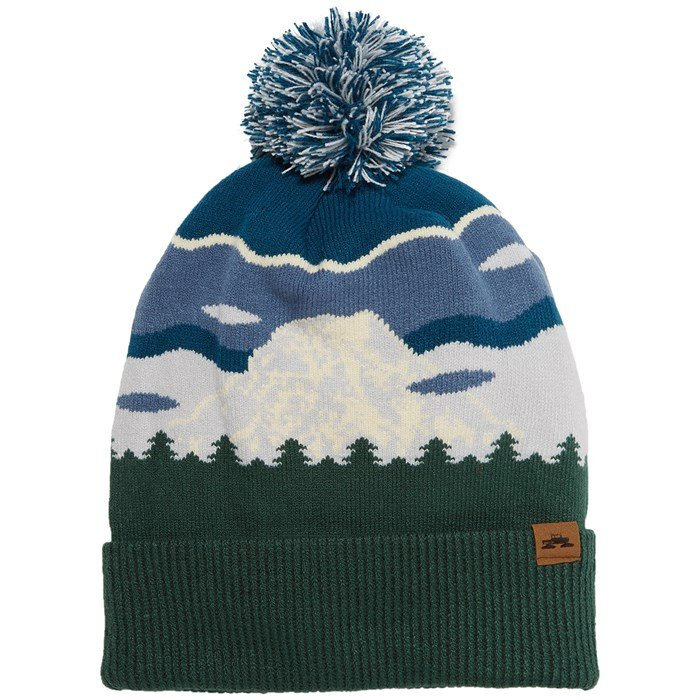 Spacecraft - x evo Mt. Rainier Pom Beanie