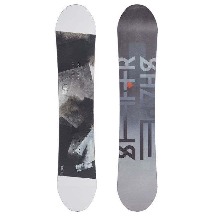 The Interior Plain Project - Honalee - Shapeshifter Collection Snowboard 2018