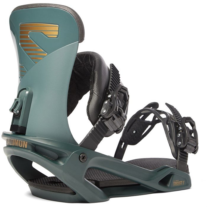 Salomon - Trigger X Snowboard Bindings 2020