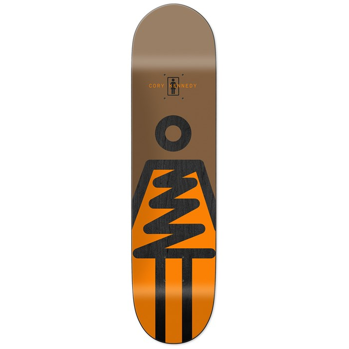Girl - Kennedy Zig Zag 8.25 Skateboard Deck