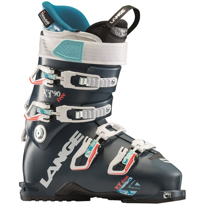 Lange - XT Free 90 W LV Alpine Touring Ski Boots - Women's 2020