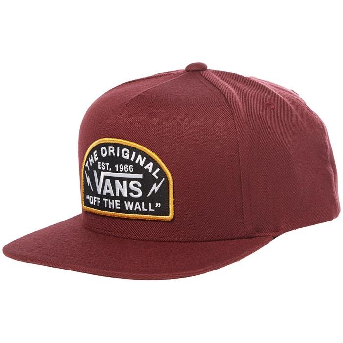Vans - Bolt Action Snapback Hat