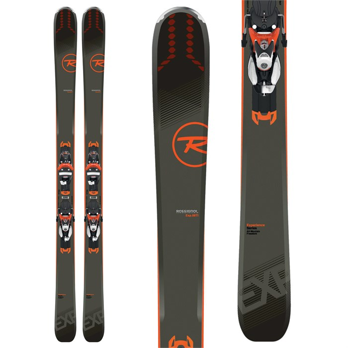 Rossignol - Experience 88 Ti Skis + Konect SPX 12 GW Bindings 2020