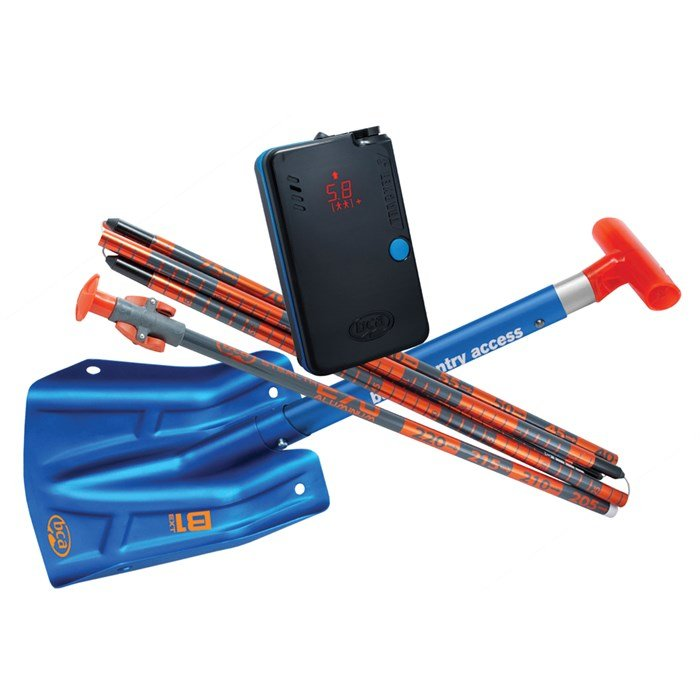 BCA - Tracker S™ Rescue Package