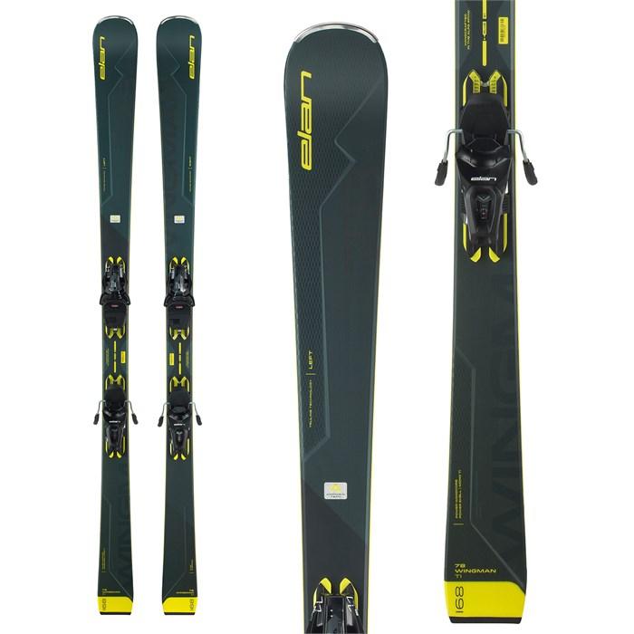 Elan - Wingman 78 Ti Skis + PS ELS 11.0 GW Bindings 2020