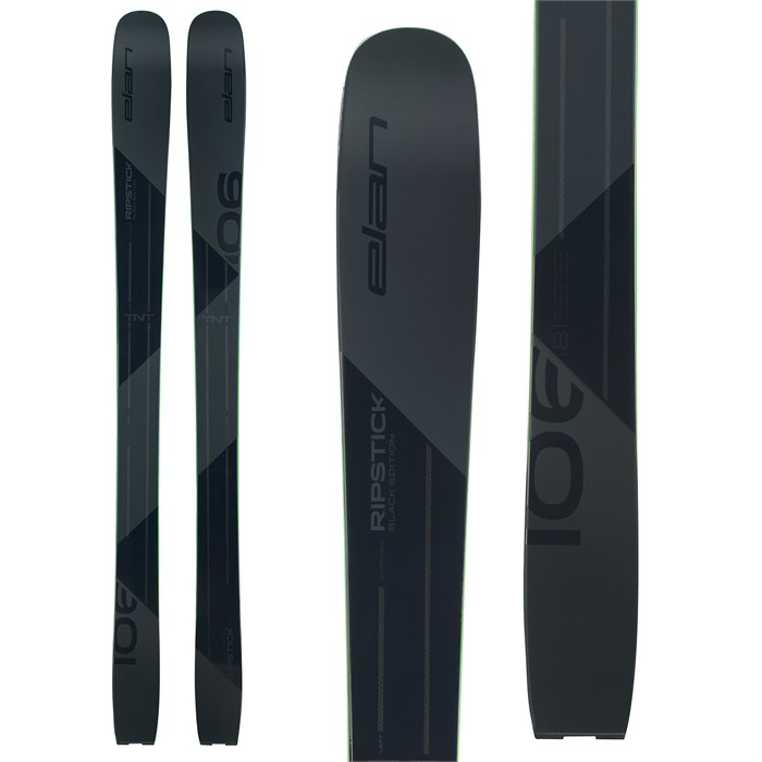 Elan - Ripstick 106 Black Edition Skis 2020