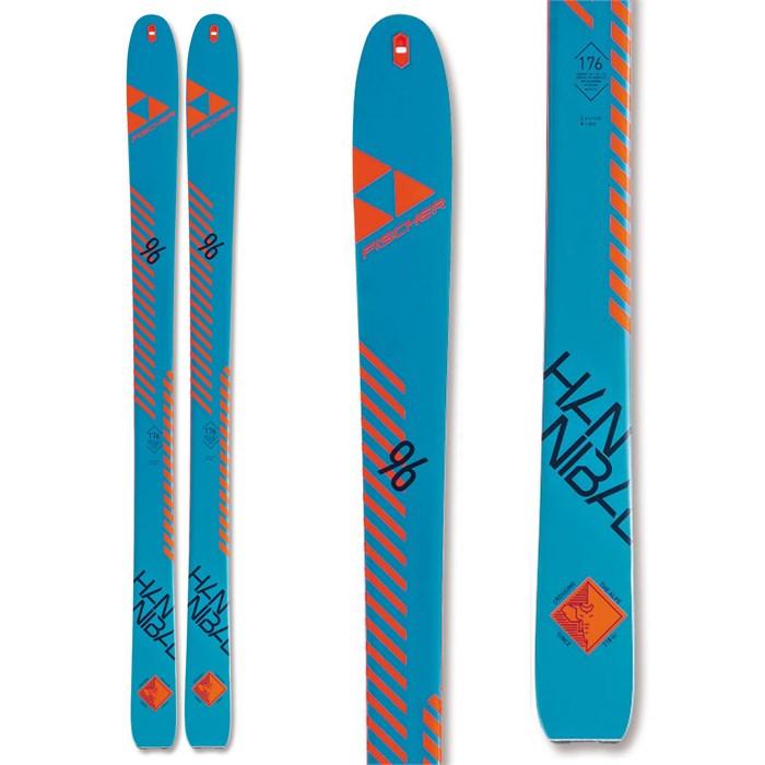 Fischer - Hannibal 96 Carbon Skis 2020