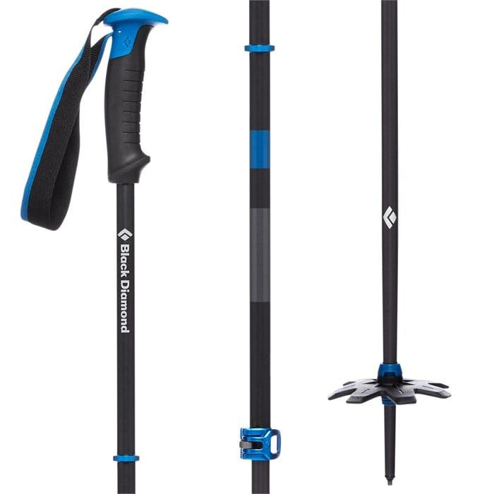 Black Diamond - Traverse Pro Adjustable Ski Poles 2021