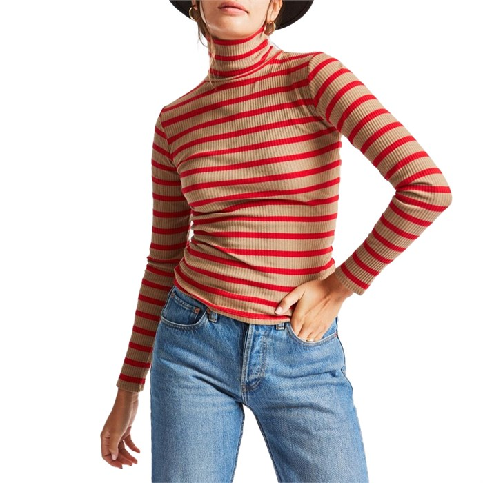 Brixton - Ashley Long-Sleeve Turtleneck - Women's