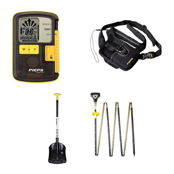 Pieps - Pro BT Avalanche Safety Package