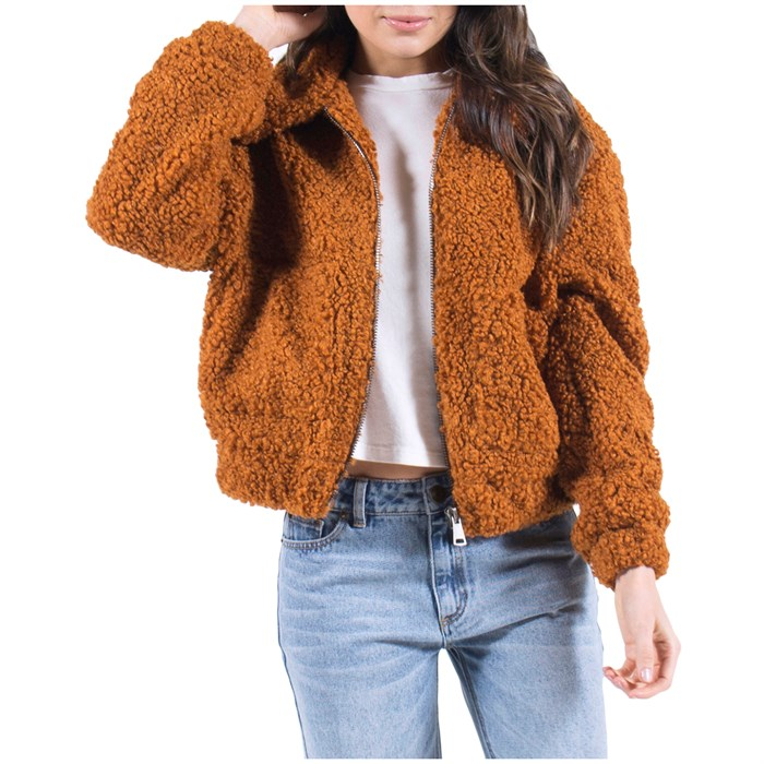Lira - Teddy Jacket - Women's