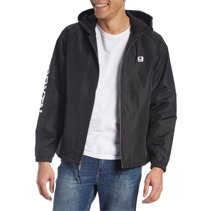 Brixton - Claxton Stowell Hood Jacket