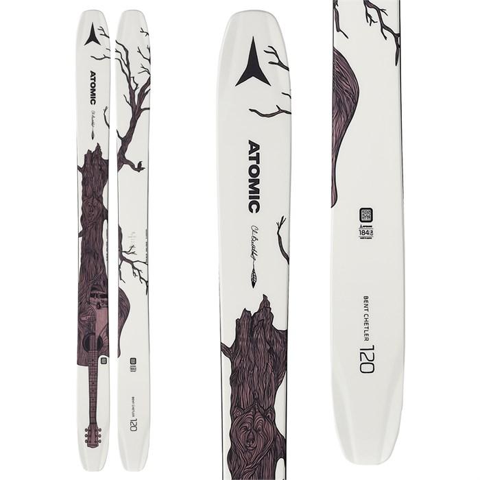 Atomic - Bent Chetler 120 Skis 2020