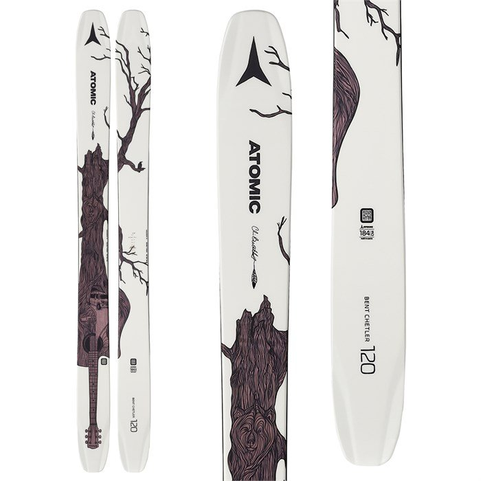 Atomic - Bent Chetler 120 Skis 2020