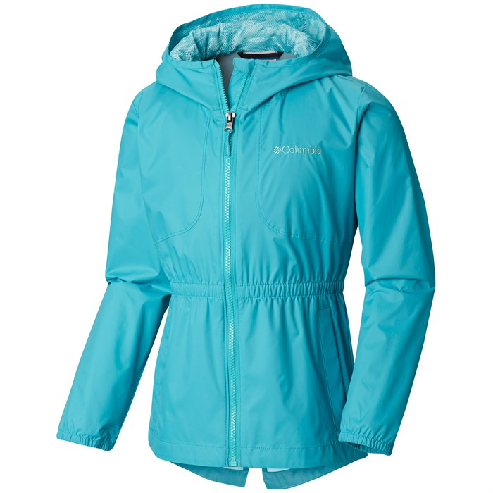 baf553a46 Columbia Dollia Rain Jacket - Girls'
